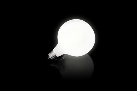 KONSTSMIDE LED E27 Leuchtmittel 300lm 3, 2W Globe 125mm 2600K extra warmweiß