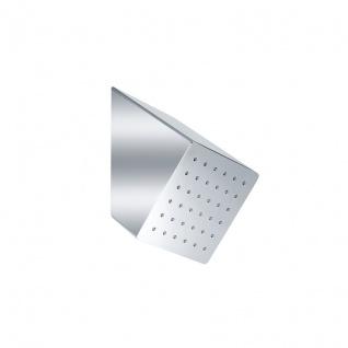 Ramon Soler Design Wand Kopfbrause quadratisch edelstahl 155mm