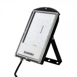 Bioledex ASTIR LED Fluter 30W 120° 2730Lm 3000K Schwarz