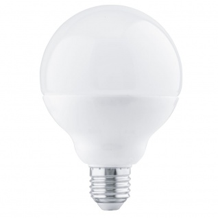 EGLO E27 LED Leuchtmittel 12W 1055lm 3000K G90 Globe