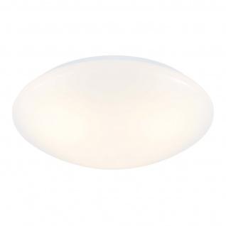 LED Deckenleuchte weiß Nordlux Montone 30 800lm 2700K