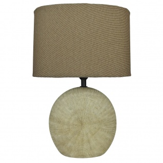 Wofi Tischlampe LEGEND braun E14