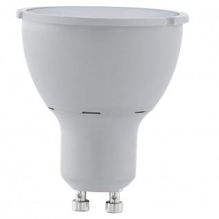 EGLO GU10 COB LED Leuchtmittel 5W 400lm 30° 3000K Stepdimmer