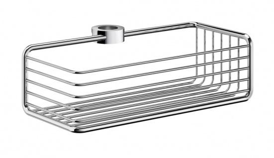 Smedbo Sideline Seifenkorb für Brausestangen mit 18-25mm DK1106 - Vorschau