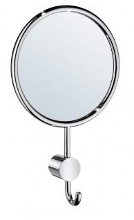 Smedbo Art Spiegel mit 5 Fach Vergrößerung und Haken WK350
