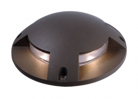 Deko Light Helios IV Außenstrahler LED dunkelgrau IP67 150lm 3000K >80 Ra 4x 60° Modern