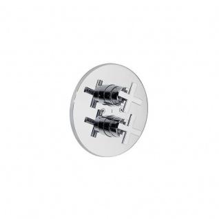 Ramon Soler RS-Cross Unterputz Thermostat Brausebatterie mit 2 Wege Umsteller 6287S