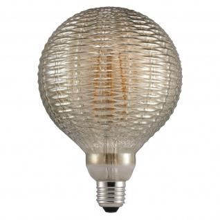 Nordlux Avra Bamboo E27 LED Leuchtmittel 130lm 2W 2200K 360° Rauch Filament