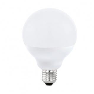 EGLO Connect E27 RGB LED Leuchtmittel 13W 1300lm 2700-6500K G95 App Steuerbar
