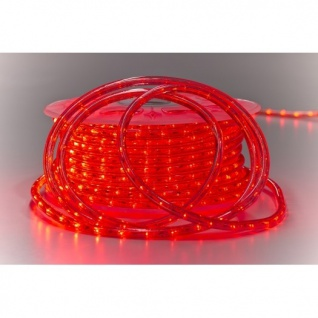 LED Rope Light® 30 Lichterschlauch rot 1350 LED´s