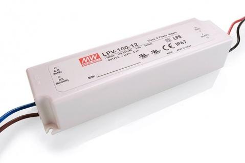 Deko Light LPV-100-12 Netzgerät weiß IP67