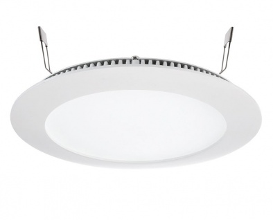 Deko Light LED Panel 12 Einbaustrahler weiß 810lm 6000K >80 Ra 115° Modern