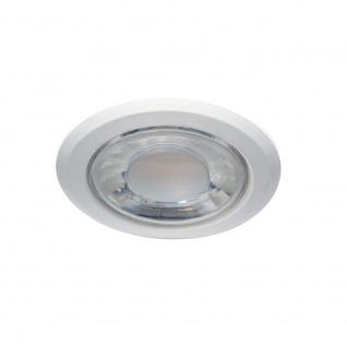 Bioledex DEKTO LED Einbauspot 15W 60° 9cm IP44 4000K Einbauleuchte neutralweiss