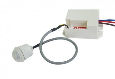 Bioledex Mini-Bewegungsmelder zum Einbau 12VDC