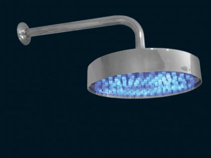 Maier Deckenregenbrause LED Kromoterapia 1/2 zoll x 35cm Artikelnummer 70.D200