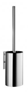 Smedbo Design WC-Bürste mit Behälter Edelstahl poliert BK1035