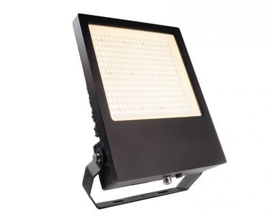 Deko Light Atik Außenstrahler LED schwarz IP65 17500lm 3000K >80 Ra 110° Modern