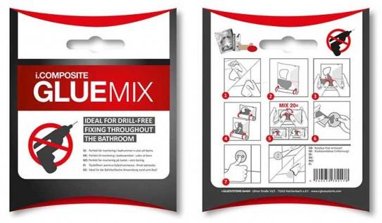 Smedbo Xtra iComposite Gluemix Kleber 6000-10