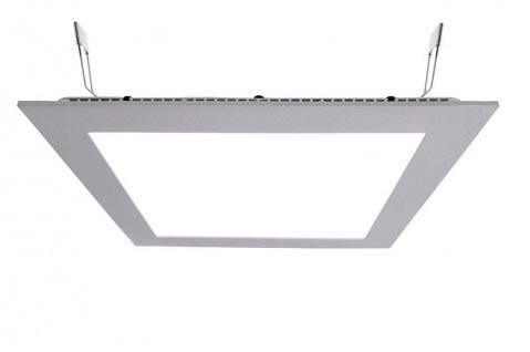 Deko Light LED Panel Square 20 Einbaustrahler silber 1740lm 4000K >80 Ra 110° Modern