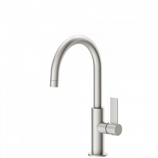 Tres Exclusiv Project-Tres Hohe Waschtisch Einhebel Armatur mit hohem schwenkbaren Auslauf 211.905.01