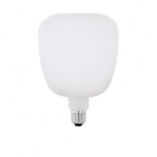 EGLO LED Leuchtmittel E27 TS140 4W 470lm 2700K 300° opal dimmbar 140x200mm