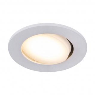 LED Einbauleuchte weiß Nordlux Leonis 3er Set a 345lm 2700K - Vorschau