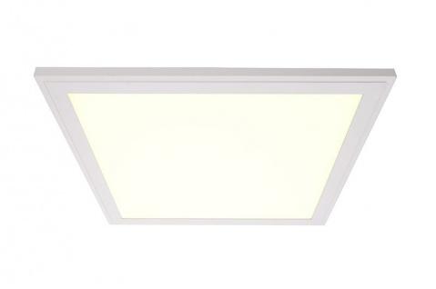 Deko Light LED Panel 3K SMALL Einbaustrahler weiß-matt 2500lm 3000K >80 Ra 115° Modern