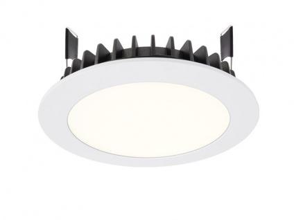 Deko Light LED Panel Round III 12 Einbaustrahler weiß 1320lm 4000K >80 Ra 100° Modern