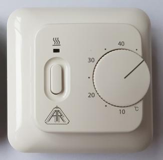 ARak Thermostat Standard ST-AR 16 cremeweiss