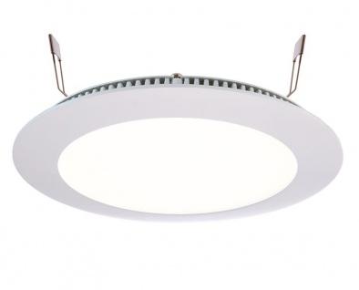 Deko Light LED Panel 12 Einbaustrahler weiß 870lm 4000K >80 Ra 115° Modern