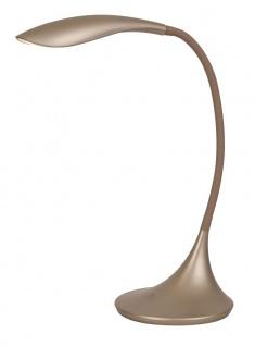 Rabalux Dominic LED Schreibtischleuchte champagner