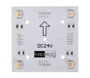 Deko Light Modular Panel II 2x2 RGB + 3000K LED Modul weiß 50lm >80 Ra 120°