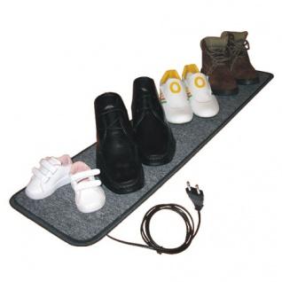 ARak Heat Master Schuhtrockner mit Ein-/Ausschalter, anthazit, 30cm x 100cm