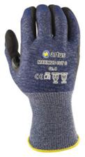 Artus Arbeitshandschuhe Montage-Strickhandschuh 15 Gauge, Schnittschutzhandschuh Artus Maximus Cut C, 10er Pack, Schutzhandschuh EN388:2016 - 4X42C - EN407:2004 - X1XXXX, Größe 9 / M - Vorschau 2