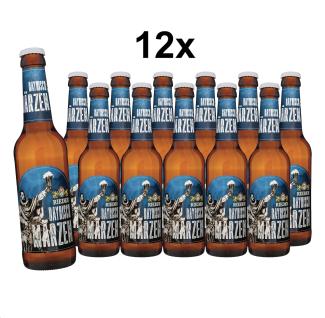 Rieder Bier Bayrisch Märzen 12x 0, 33l Karton