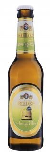 Rieder Bier GenussBox 12x 0, 33l Karton, 4x India Pale Ale, 4x Kürbiskernbier, 4x Honigbier - Vorschau 3