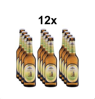 Rieder Bier Honigbier 12x 0, 33l Karton