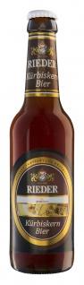 Rieder Bier Kürbiskernbier 12x 0, 33l Karton - Vorschau 2