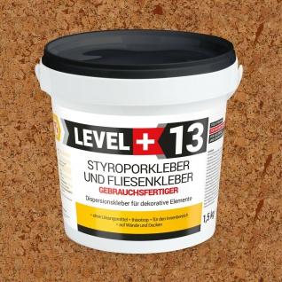 1, 5kg Korkkleber gebrauchsfertiger Dispersionskleber Polymerbasis RM13