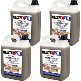 20L Estrichzusatzmittel für Zementestriche Heizestrich PROFI HQ RM39