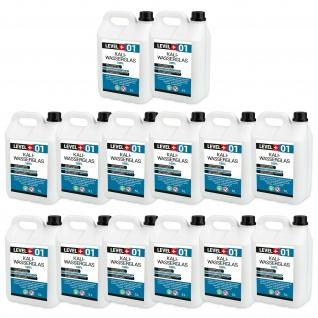 70L Kaliwasserglas Grundierung Tiefengrund Kaliwasserglas Level Plus HQ RM01