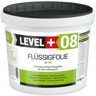 Flüssigfolie 5, 5kg Dichtfolie Abdichtung Bad Dusche Küche Profi Qualität RM08