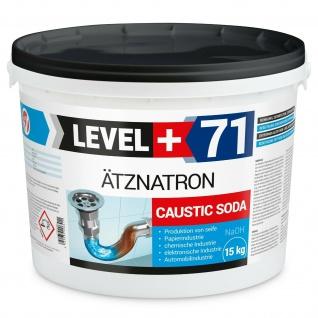 15kg Ätznatron Natriumhydroxid NaOH Entfetter Reiniger Soda Microperlen RM71
