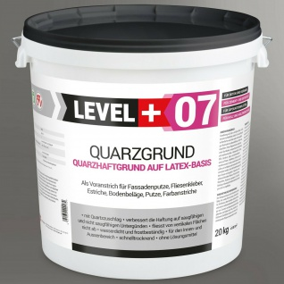 20Kg Quarzgrund TOP Putz Grundierung weiße Grundierung höchste Qualität RM07