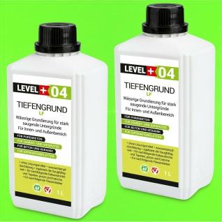 2L TiefenGrund LF Grundierung Tiefgrund Acryl Grundierung Höchste Qualität RM04
