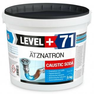 Ätznatron 5 kgNatriumhydroxid NaOH Entfetter Reiniger kaustisches Soda HQ RM71