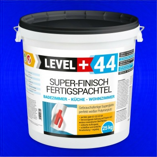 Spachtelmasse 25kg Fertigspachtel masse Q4 Super Finish Fugenspachtel LEVEL+RM44