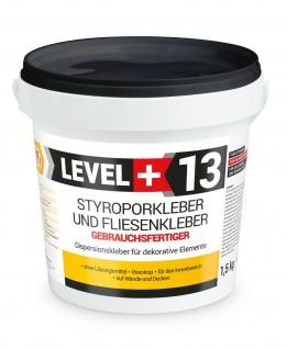Styroporkleber 1, 5kg QUALITÄT Renovier Dispersionkleber Polymerbasis RM13