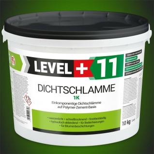 10 Kg Dichtschlämme 1K Trockener Keller Bad Dusche Qualität garantiert RM11