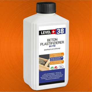 Plastifizierer 1 L Beton-Zusatzmittel Fliessmittel Betonverflüssiger HQ RM38